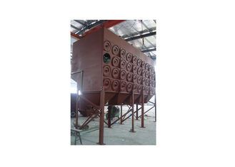 High Capacity Cartridge Dust Collector Abrasive Blasting Chamber  ,  Jet Industrial Dust Collector